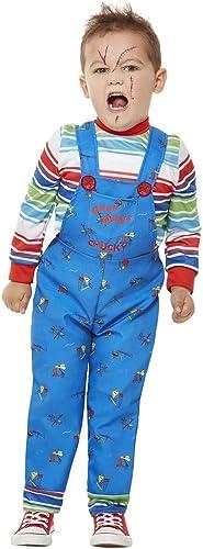 disfraz de chucky para bebe en Oferta
