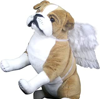 FashionWings (TM White Costume Feather Angel Wings for Pets: Dogs/Cats.
