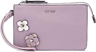 حقيبة معصم للنساء من ناين ويست - لون ارجواني فاتح