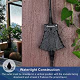 Photo #4: DEWENWILS Remote Weatherproof Outdoor Power Strip Switch