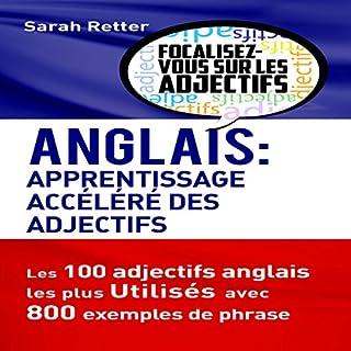 Couverture de Anglais: Apprentissage Accéléré des Adjectifs