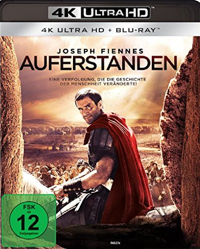 Auferstanden (4K Ultra HD-Bluray) [Blu-ray]