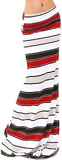 Novias Women Multicolored Print High Waist Maxi Skirt Long Skirt