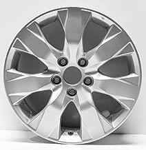 """Chevy Malibu 2016 2017 Machine Black 18/"""" New Replacement Wheel Rim TN 5716 97514"""