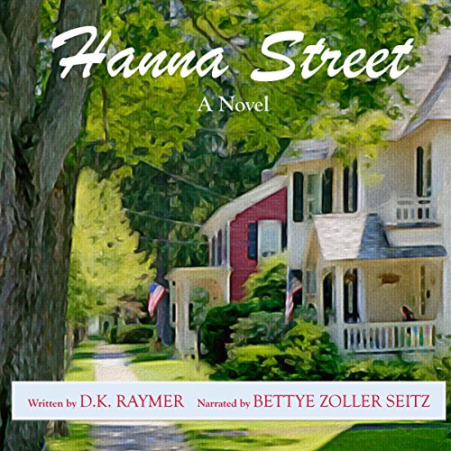 Hanna Street audiobook cover art