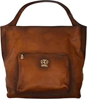 Pratesi Donnini lady bag - B355 Bruce (Brown)