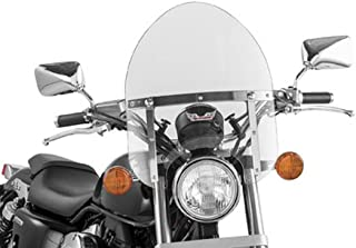Slipstreamer HD-0-C Motorcycle Windshield, Clear