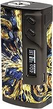 Skin Decal Vinyl Wrap for Sigelei 213W TC Temp Control Vape Mod Skins Stickers Cover / Tardis, Van gough
