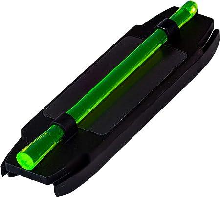 HIVIZ MGH2007-I Magni-Hunter Magnetic Fiber Optic Shotgun Sight Green & Red, One Size