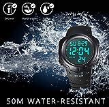 Zoom IMG-1 orologi da uomo sportivo digitale