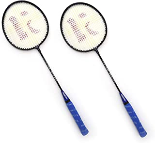SUNLEY Alpha Set of 2 Piece Badminton Racket