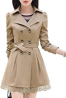 ad5f6c3ebe Amazon.it: Pizzo - Giacche e cappotti / Donna: Abbigliamento