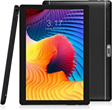 BENEVE Tablet 10 Inch, Android Tablet 5G WiFi Tablet,10 inch Tablets 2GB+32GB Storage, MTK8163 Quad Core ARM-A53-64bit,FHD 1080P IPS, Android 8.1,Dual Camera 2+5MP,Bluetooth4.0,Metal Body Black (002)