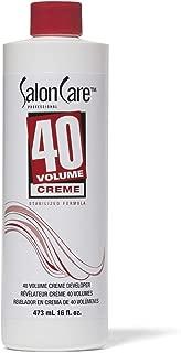 40 Volume Creme Developer, 16 oz