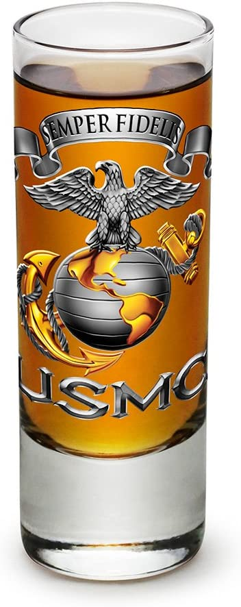 Shot Glasses – US Marine Corps Women or Men for At the price †Direct sale of manufacturer Gifts