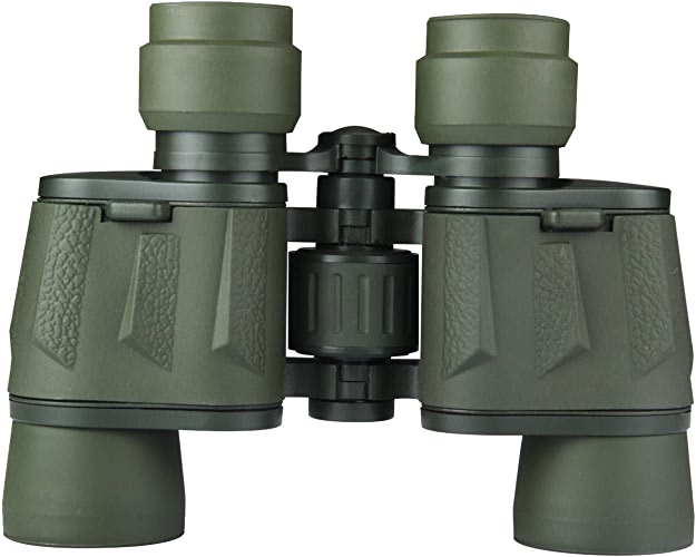KUWOMINI.Binoculars Haute Puissance Haute Définition Vision Nocturne Vision Nocturne La Lumière 10  50,vert-OneTaille