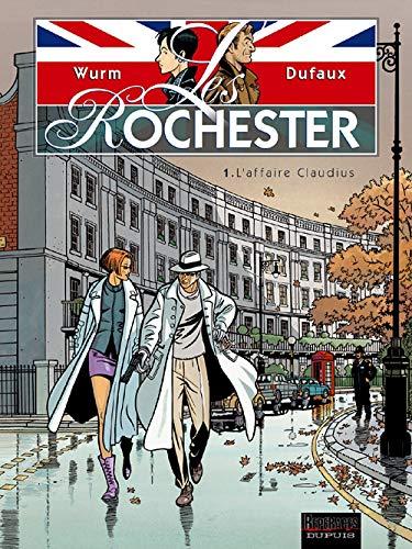 Les Rochester - tome 1 - L'affaire Claudius