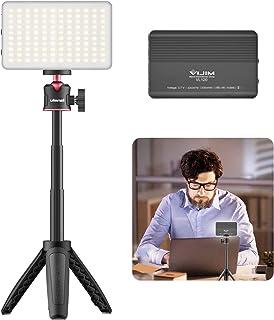 Laptop Light for Video Conferencing,Video Conference Lighting Kit,Computer Light for Zoom Calls Self Broadcasting Live Str...