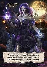 GnD Cards 1x Liliana Defiant Necromancer Emblem #3 Custom Altered MTG Magic Origins