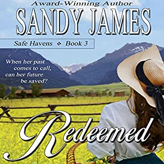 Redeemed                   By:                                                                                                                                 Sandy James                               Narrated by:                                                                                                                                 Cynthia Barrett                      Length: 7 hrs and 52 mins     21 ratings     Overall 4.1