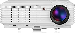 [AU STOCK] LED Video Projector Portable LCD Projector 3600 Lumens Multimedia Home Theater Digital Projector Support Full H...