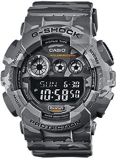 Casio G Shock GD-120CM-8ER G-Shock Uhr Watch Montre Camo...