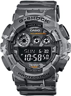 Casio G Shock GD-120CM-8ER G-Shock Uhr Watch Montre Camo...