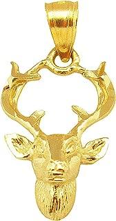 Best stag head pendant Reviews
