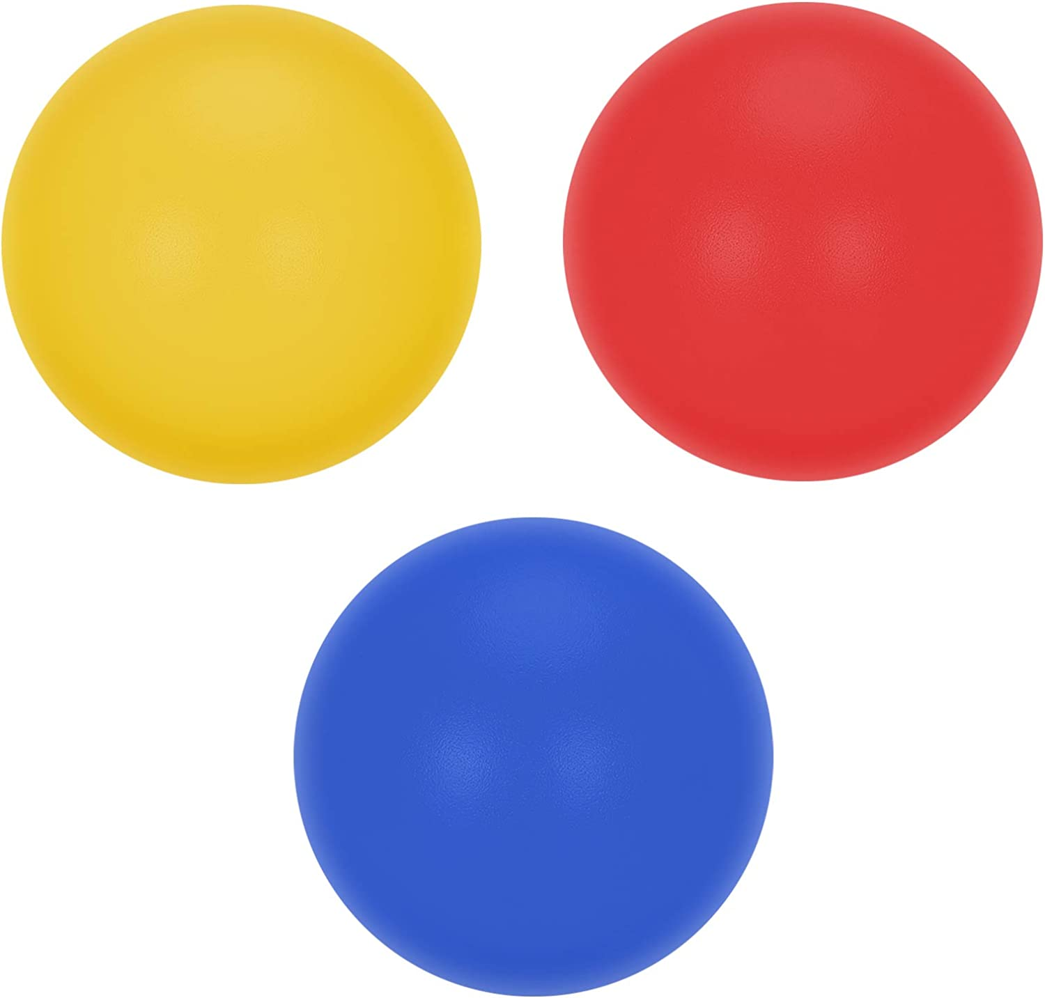Anti Stress Balls for Kids//Teens//Adults Fyy Hand Exercise Stress Relief Balls 3 packs