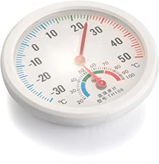 Ecloud ShopCA Indoor Thermometer Hygrometer Temperature Humidity New