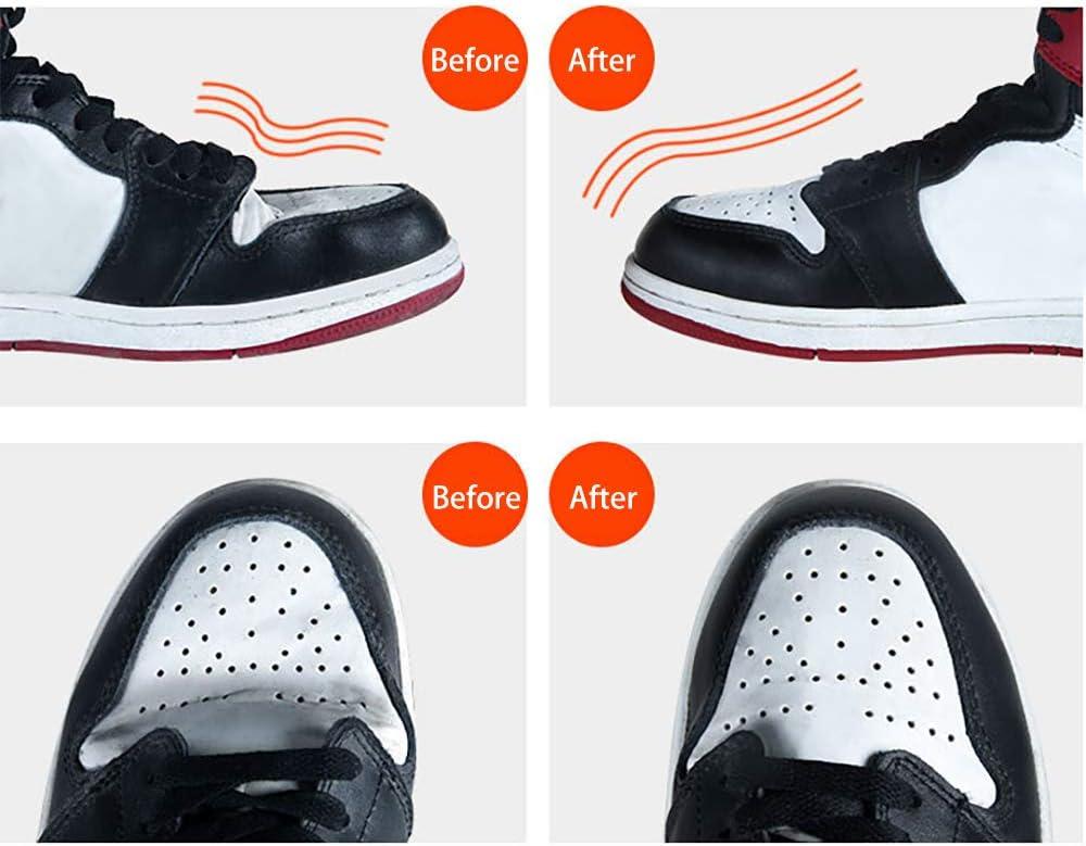zunbo 5 Paires Protecteurs de Chaussures Anti-Plis, Boucliers de ...
