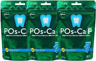 ポスカ・エフ(POs-Ca F)パウチタイプ 100g × 3袋 ペパーミント