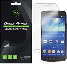 [6-Pack] Dmax Armor for Samsung Galaxy S5 Active Anti-Glare & Anti-Fingerprint (Matte) Screen Protector