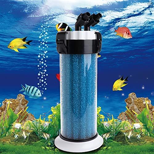 Aquarium Pre Filter Externe Sponsfilter Vat Voor Fish Tank Turtle Box Device