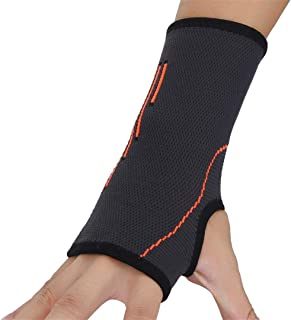 VIOST Unisex Elastic Wrist Support Brace Wristband Men and Women 1 Piece Gym Wrestle Professional Sport Protection Wrist Bandage