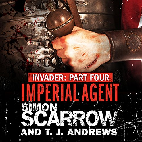 Invader: Imperial Agent cover art