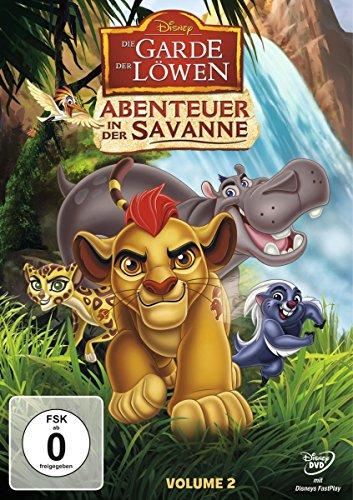 Vol. 2: Abenteuer in der Savanne