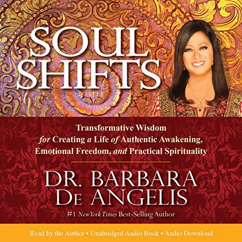 Soul Shifts audiobook cover art