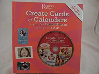 reader's-digest-create-cards-calendars-pc-mac-compatible-cd-rom-book-2007-edition-176-pages