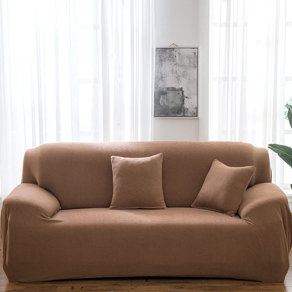 Aabbcdf Sofa Protector Cover Stretch Slipcover Fabr Fees Same day shipping free Elastic