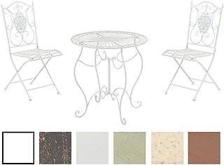 Amazon.es: mesas hierro jardin - Conjuntos de muebles de ...