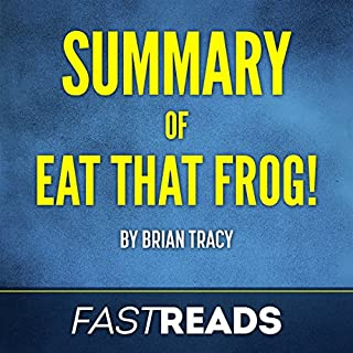 Summary of Eat That Frog! by Brian Tracy | Includes Key Takeaways & Analysis Titelbild
