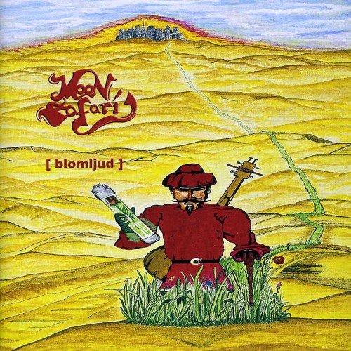 Moon Safari: Blomljud (Audio CD)