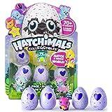 HATCHIMALS - Pack de 4 Figuras coleccionables (Spin Master 6034167) [Edición importada]