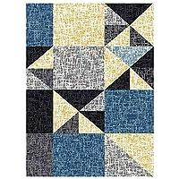 MDCG ホーム用アイルカーペットは、ベッドルームエリアラグによって色の17種類カットすることができます (Color : A, Size : 160x230cm)