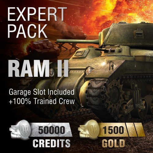 Expert Pack: World of Tanks [Instant Access]