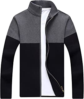 Men's Shawl Neck Cardigan Sweater