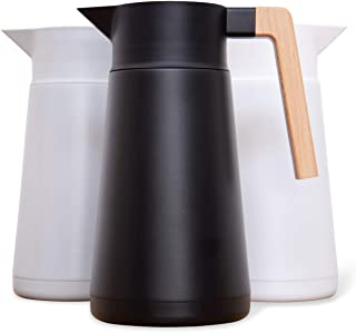 coffee and tea decanter