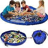150cm (60inch) juguete bolsa de almacenamiento y organizador de alfombra...