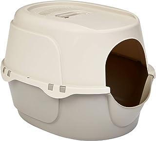 AmazonBasics, Caja de Arena para Gatos, sin Puerta